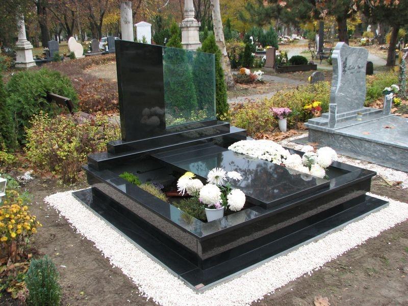 Nero Zimbabwe dupla gránit síremlék