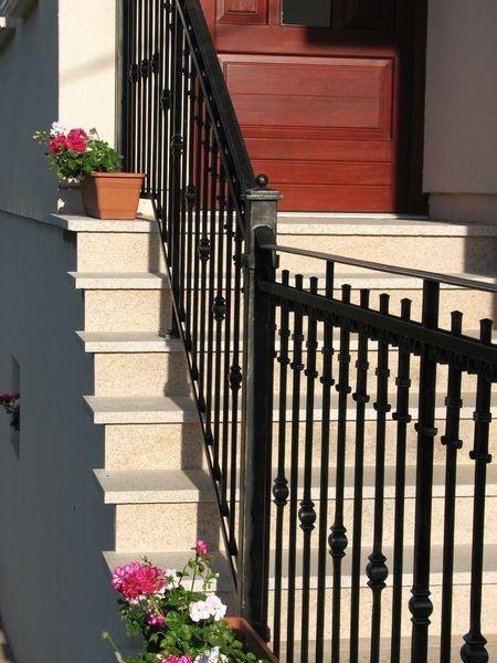 Kültéri burkolatok, lépcsők