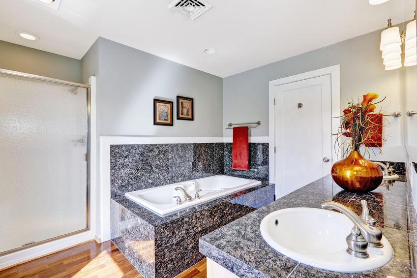 gránit fürdőszoba pult készítés